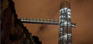 Круиз экскурсия в Картахену панорамный лифт