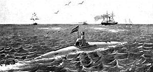 Круиз экскурсия в Картахену подводная лодка Исаак Пераль